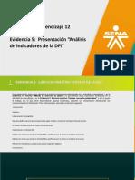 ANALISIS DE INDICADORES DE LA DFI