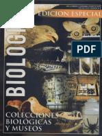Colecciones Biologicas y Museos