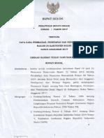 PERBUP NO 1 TAHUN 2017.PDF Kab Solok Dana Desa