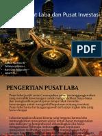 Bentuk Pusat Laba Dan Pusat Investasi