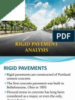 Rigid Pavement and kenslab