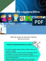 desarrollocognocistivo clase 1. Tema 2.ppt