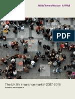 The UK Life Insurance Market 2017 18