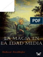 La Magia en la Edad Media