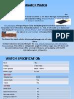 Navigator Watch
