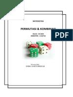 BAHAN AJAR PERMUTASI & KOMBINASI.docx
