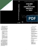 03 - Estudios de La Constitucion Politica de 1993 - Marcial Rubio Correa - Vol. 3 1