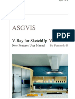 vray for sketchup user guide shadow rendering computer graphics rh scribd com sketchup user manual pdf Manuals in PDF