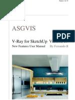 Manual Sketchup Vray