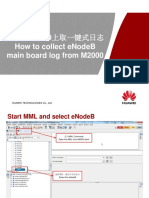 How to Collect Main Board Log for ENodeB 如何从M2000上取一键式日志 - 20130306 - Li Huah