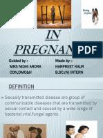 HIV in Pregnancy