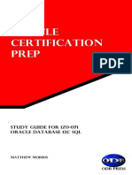Matthew Morris - Study Guide for 1Z0-071_ Oracle Database 12c SQL_ Oracle Certification Prep (2016, ODB Press) (1)