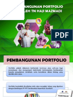 Panduan Pembangunan Portfolio Calon Dan Lpkt