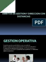Administracion de Gestion
