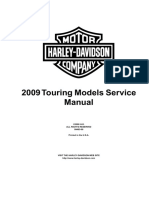 2009 Harley-Davidson FLHTCUSE4 CVO Ultra Classic Electra Glide Service Repair Manual.pdf