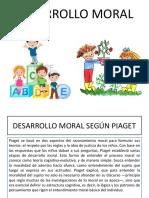 Desarrollo Moral Trabajo