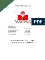 PT mayora makalah (business english).docx