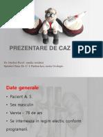 Prezentare caz clinic- chist renal stg..pptx