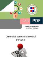 Creencias Acerca Del Control Personal