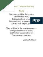 SNOW FLAKES - Dickinson.docx