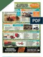 Southwest Ag, Inc. 2011 Rental Catalog