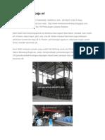 Site Plan Pipa Durolis-model