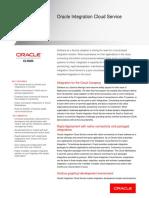 Oracle Integration Cloud Service