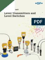 6403-4-Level Sensor Selection Chart
