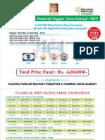 G H Raisoni Memorial Nagpur Chess Festival Brochure 2 Compressed 1