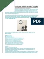 Cara Membaca Jam dalam Bahasa Inggris.docx