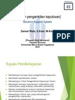 TM 03 Sistem-pendukung-keputusan_ZaenalWafa.pptx