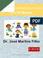 Desenvolvimento da criança 0 a 30 meses