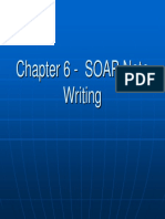 Rovers_Ch_6 - SOAP Note Writing PPT