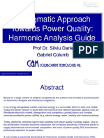 Harmonic Treatment in Industrial Power System