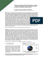 m. Ghufron Pringgodani_f1d117019_karakterisasi Mineralogi Dan Geokimia Bijih Nikel Laterit Di Bukit Hasan, Pt Vale Indonesia Tbk, Sulawesi Selatan, Implikasinya Terhadap Pengolahan