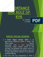 IMPORTANCE AND ROLE OF KVK.pptx