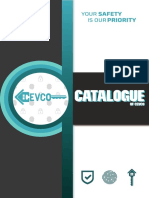 Best Catalog Design Cevco