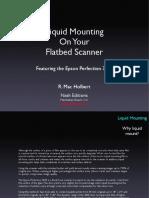 Liquid Mounting Fnl