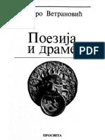Zlata Bojovic Mavro Vetranovic (Predgovor, I deo)