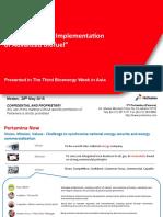 Bio-Fuel Indonesia