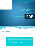 Training (1)