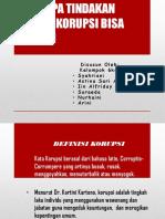 MENGAPA TINDAKAN PIDANA KORUPSI BISA TERJADI.pptx