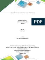 Fase 1 - Reconocer Conflictos Socio-Ambientales