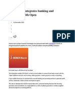 ICICI Bank integrates banking and accounting with Open.docx
