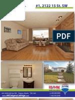 133 28 Ave NE Feature Sheet