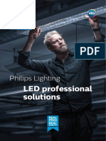 Philips Led Lighting Catalog 2018
