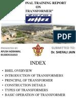 1538591292325_vocational Training Report Transformer