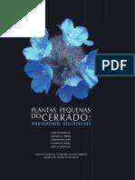 PLANTAS PEQUENAS DO CERRADO - BIODIVERSIDADE NEGLIGENCIADA.pdf