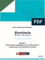 Desarrollo de Competencias y Evaluación