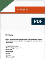 MALARIA 2014.ppt